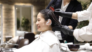 髪質改善の方法3