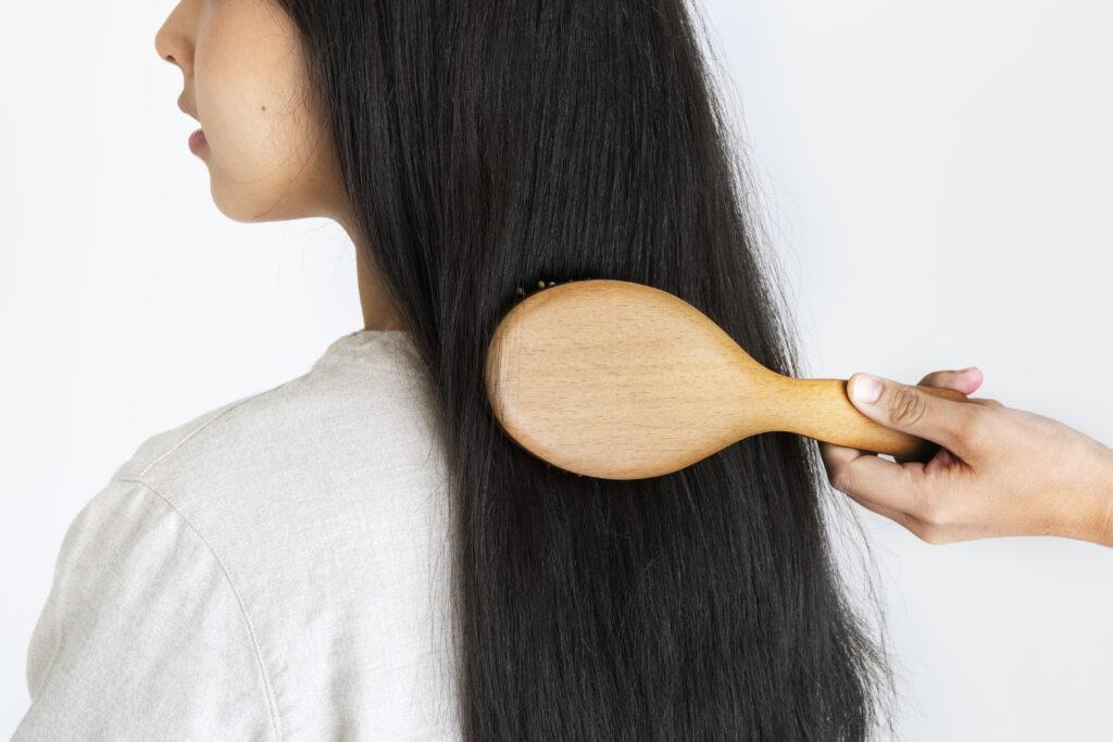 髪質改善くせ毛