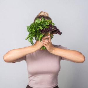 栄養成分と髪